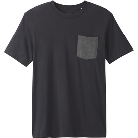 Prana Pocket Tee Herren black